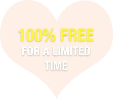 100% FREE MEMBERSHIPS FOR A LIMITED TIME